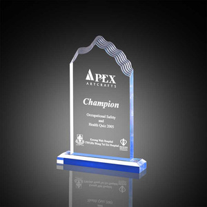 Apex Crystal Trophy Manufacture Various Acrylic Trophy for Wholesale