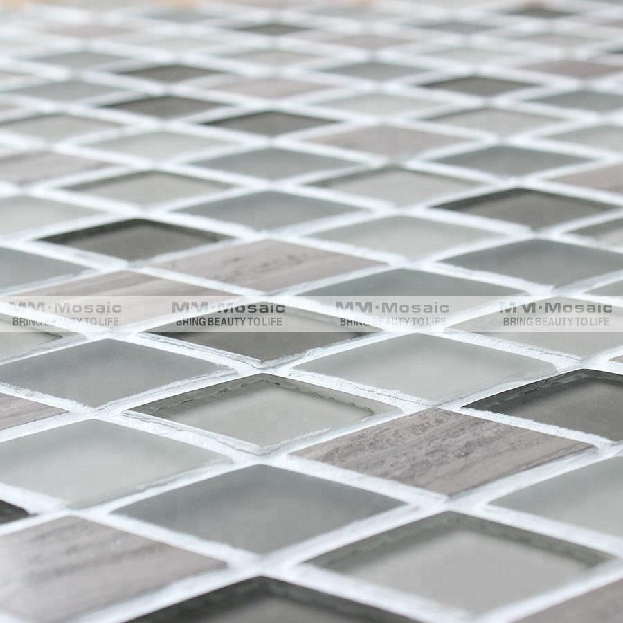 MM Mosaik glas mix stein raute mosaik fliesen großhandel küchenboden ...