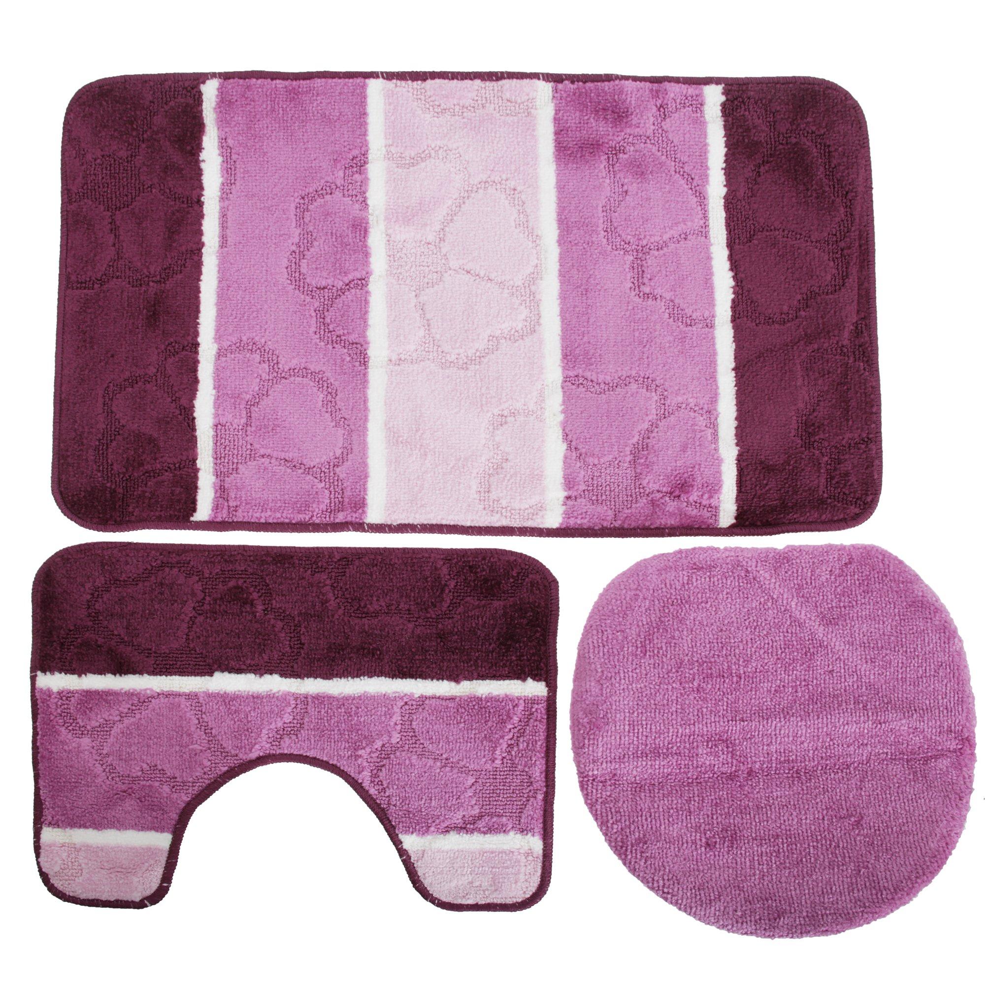 target rugs mats hrcouncil pretty mat bath rug bathroom purple