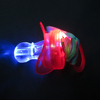 party supply led flashing light colors whistle pacifier