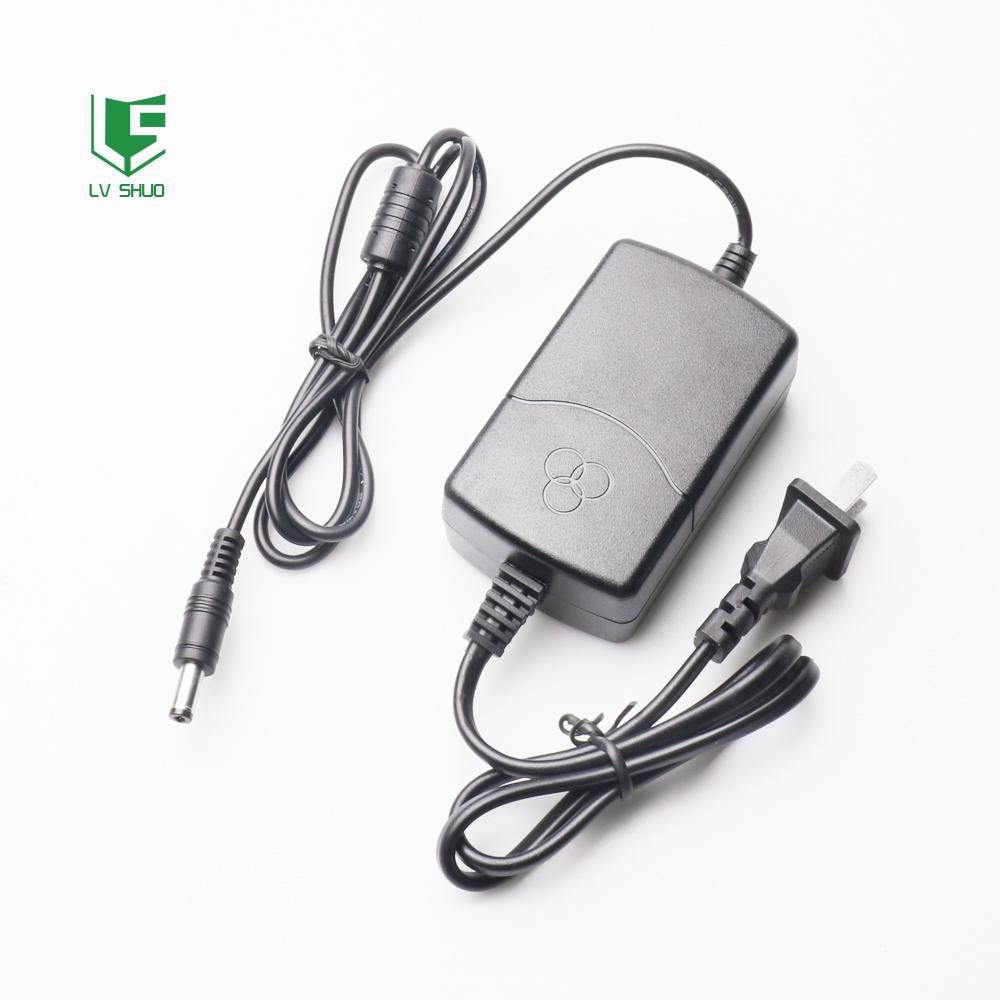 CCTV Camera AC/DC Adapter 12V 2A 24W Power Adapter