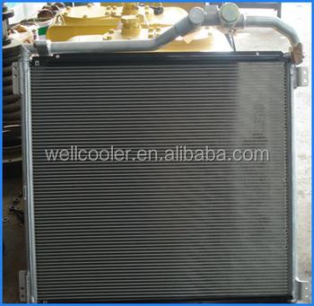 High Quality Pc300 Hydraulic Oil Cooler For Komatsu  Excavator,Radiator,Intermediate Cooler - Buy Pc300 Hydraulic Oil  Cooler,Auto Transmission Oil
