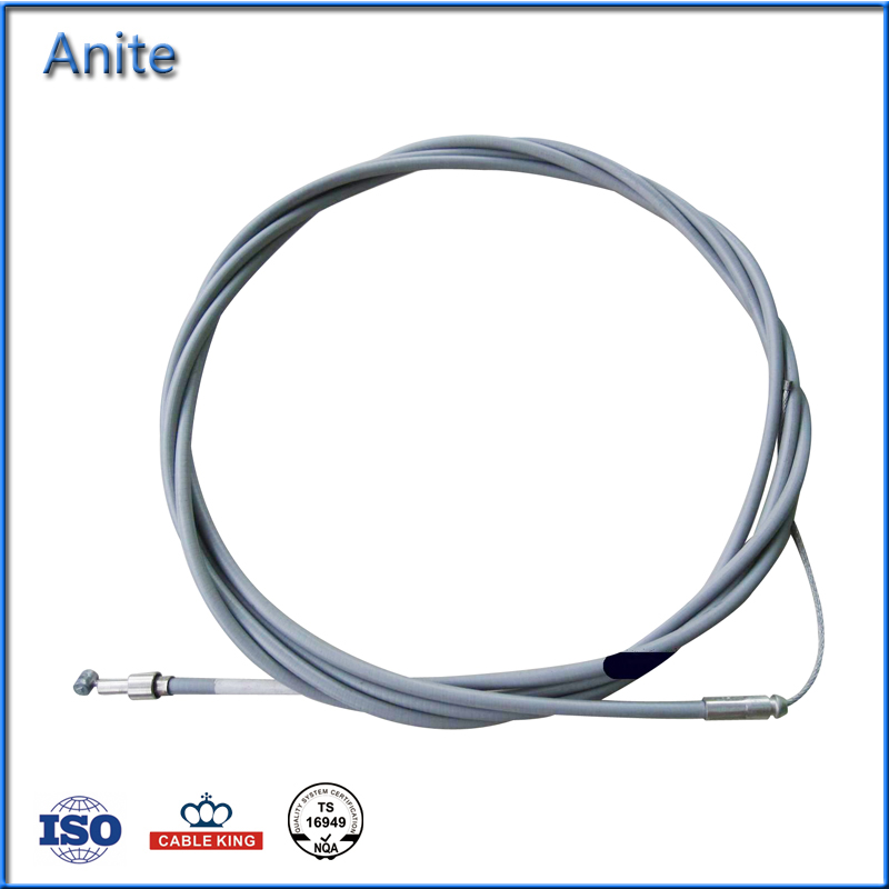 Hot Sale BAJAJ Three Wheel Throttle Cable For Motorcycle Engine Parts