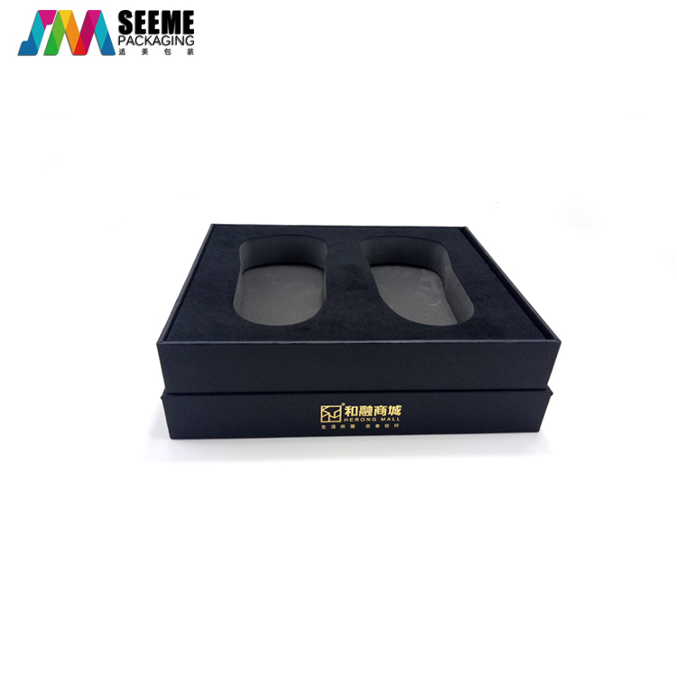 Fashion Luxury Gift Paper Box For Garments Folding Clothing Boxes