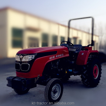 Taishan Ts600 New 2wd Chinese Garden Tractor With Style Engine Hood