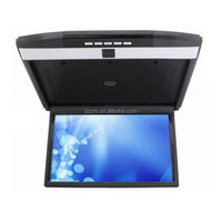 Bestselling Car Roof Mounted DVD Monitor 15.6 inch /17.3 inch Digital TFT LCD Panel