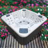 Hot sell Luxury Luxury Massage Bathtub /Spa pool with LED lights / Balboa / Lucite shell model A520L
