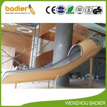 Factory export special design outdoor playgrounds kids metal playground slide from China