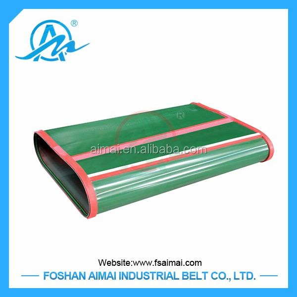 Metal Plastic Conveyor Belt Detector/pvc conveyor belt