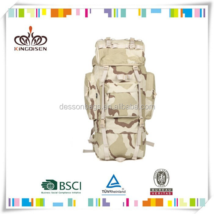 China manufacturer professional tactical military backpack for men