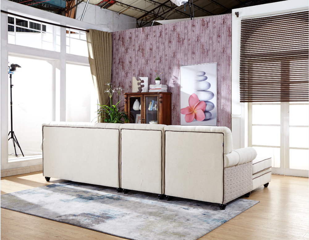 L Shape New Design Furniture Living Room Sofa Modern Buy