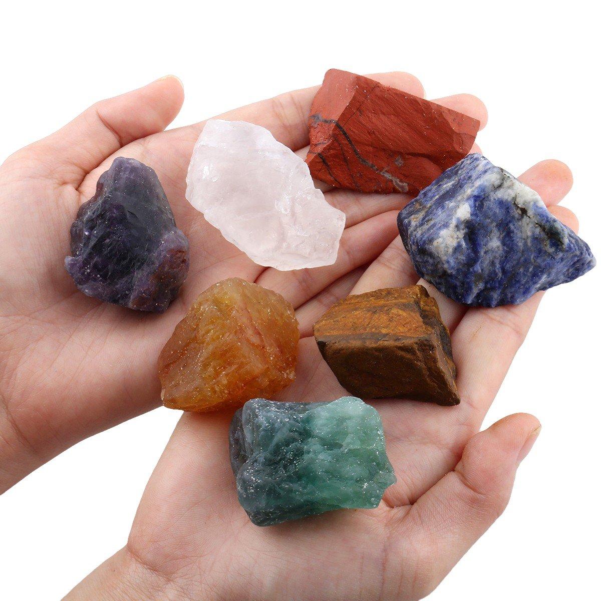 Rough Emerald 1 lb Lot Zentron™ Crystals