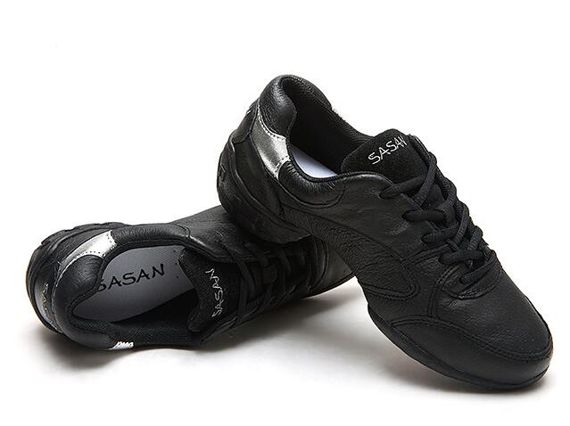 SASAN Genuine Leather Dance Sneaker 8852
