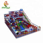 Space Theme Kids Amusement Game Indoor Playground Facility