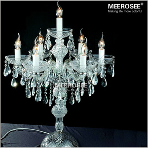 Luxury Clear Crystal Wedding Centerpieces with Top K9 cyrstal beads MT2630
