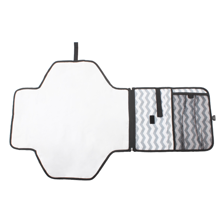 Waterproof Foldable Baby Changing Kit Pad Detachable Portable Diaper Changing Pad