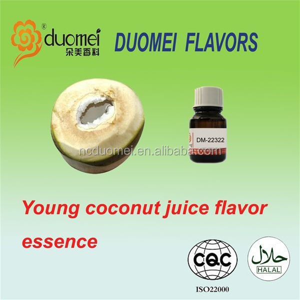 Young Coconut juice flavor essence for coconut drinking