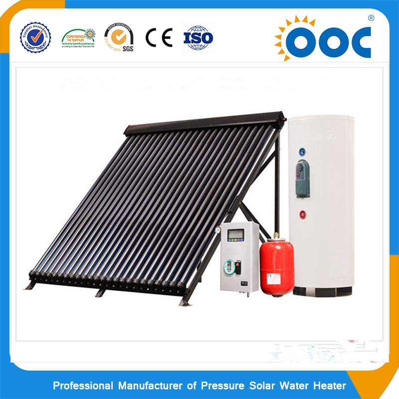 Hot selling Split high pressure solar water heater bio energy water systems