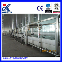 vegetable and fruit chips processing line/potato french fries maker