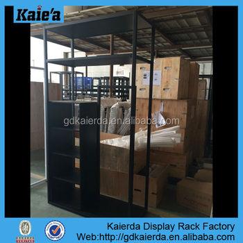 Hanging Wall Display Cabinets/wooden Wall Display Cabinets/portable Display  Cabinet