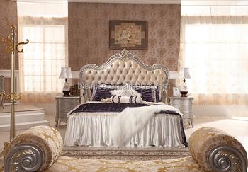 Bisini Luxury Furniture Bed,Exquisite Bedroom Furniture King Size ...