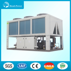 1200kw 1400kw industrial air cooled cryogenic chiller