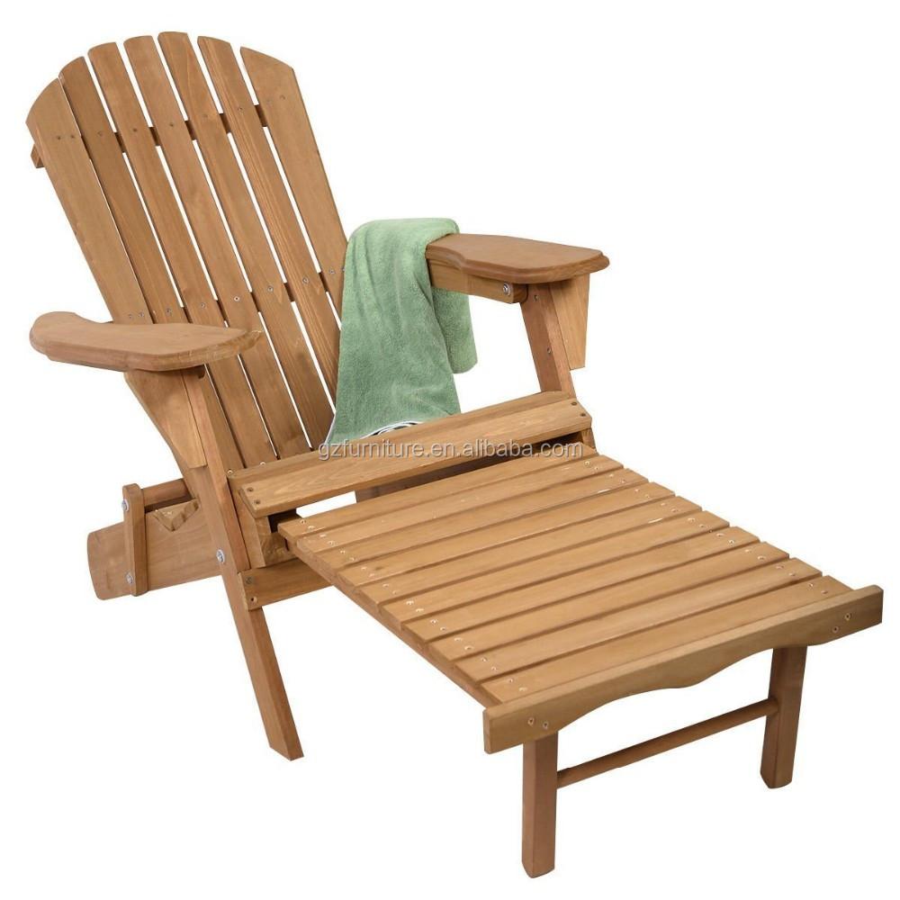 neue außen faltbare holz adirondack stuhl terrasse deck garten w