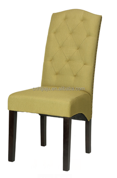 High Quality Wood Dining Chair Modern Restaurant Back Chairs