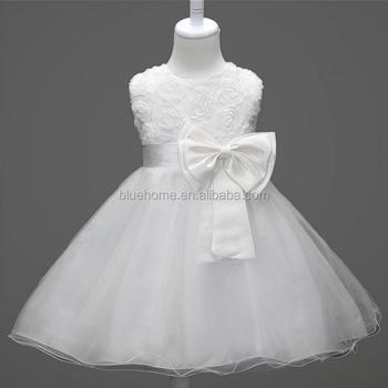 Princess Flower Baby Girl Dress Summer 2017 Costume Teenager Prom Designs  Tutu Wedding Birthday Party Dresses 618f3bd56823