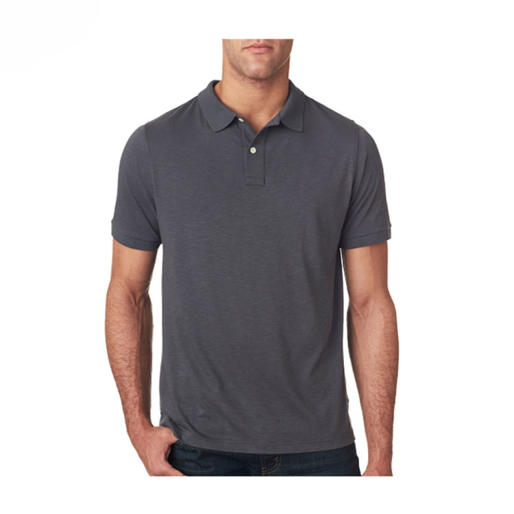 Wholesale Men's Cotton Polyester Custom New Latest Design China Manufacturer Sport Polo T Shirt