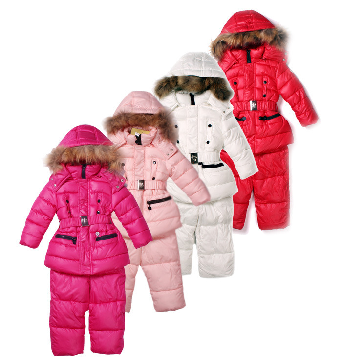 0c9b7bf18 Buy Children Outerwear Coat Sporty Ski Suit Kids Clothes Windproof ...