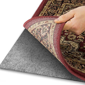 Underlay Anti Slip Felt Used In Underneath Of Carpet Or Carpet Backing