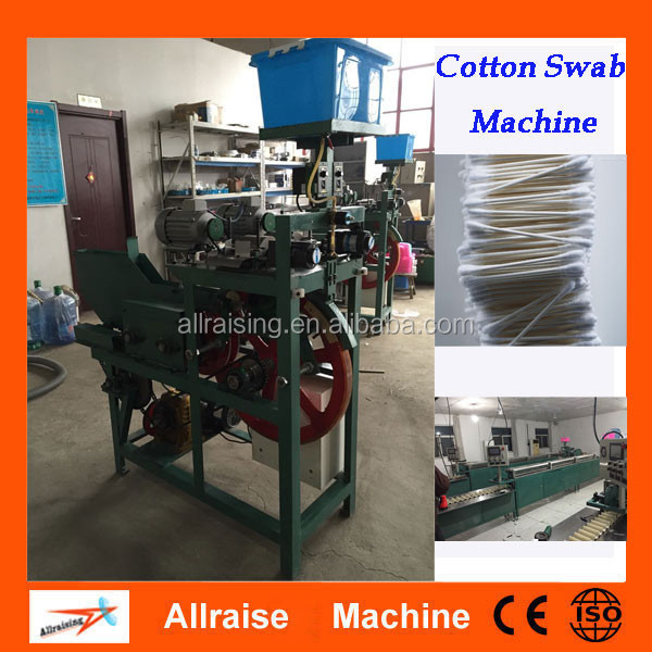 Hot Sale High Efficient Cotton Swab Packing Machine Automatic Cotton Bud Machine