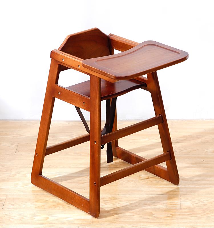 precio silla de comer bebe madera