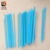 160mm flexible plastic drinking straws with wrap