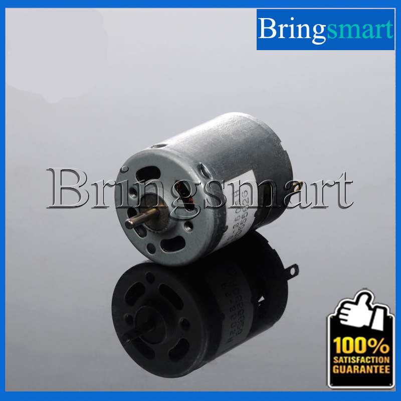 360SH Round Motor 6 Volt DC Motor For DIY Car Aircraft DC Motor for Toy Car