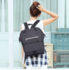 Tigernu brand 2016 fashion waterproof oxford fabric backpack traveling sport business back bag for women