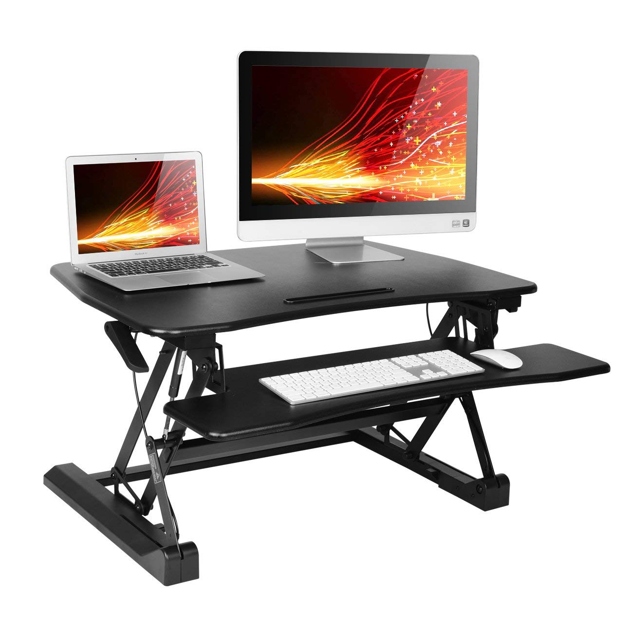 Cheap Adjustable Height Workstation Desk, find Adjustable
