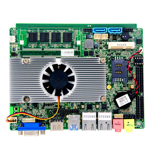 Industrial tablet PC motherboard BU90Z3B with integrated processor I5-5200U, 2GB/4GB DDR3L