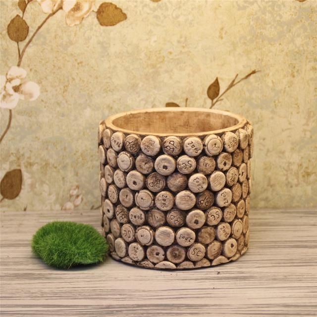 poterie peinte la main plantes succulentes pot de fleur c ramique la mignon petit pot de. Black Bedroom Furniture Sets. Home Design Ideas