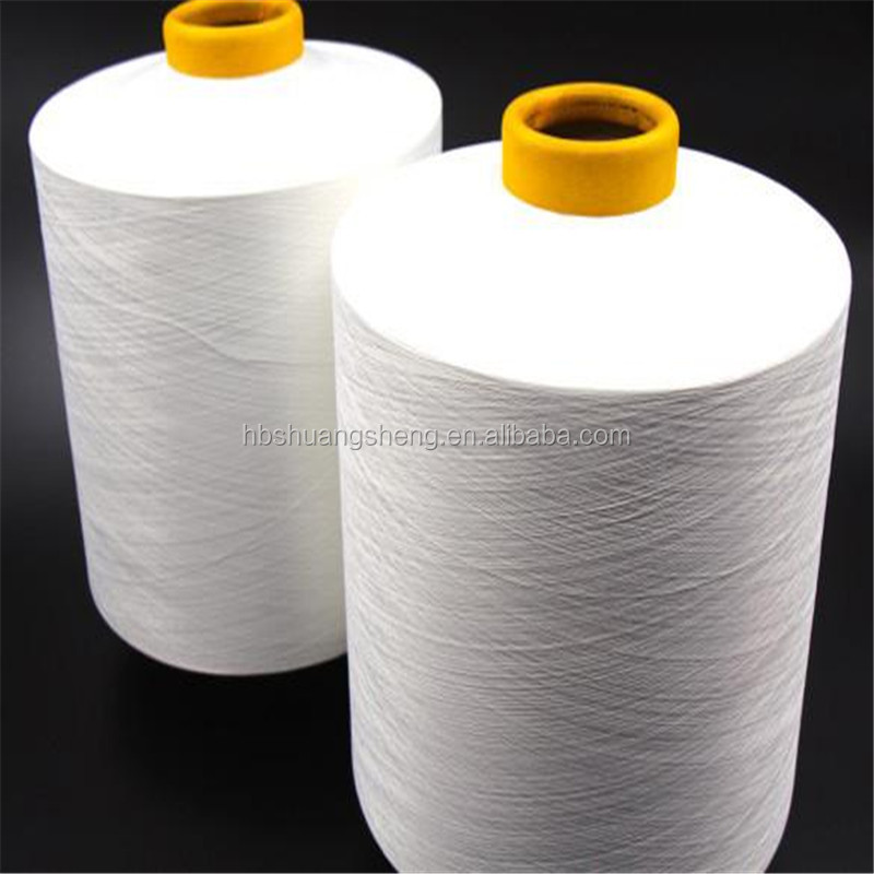 100% polyester DTY 100/144 drawn textured semi-dull raw-white yarn price