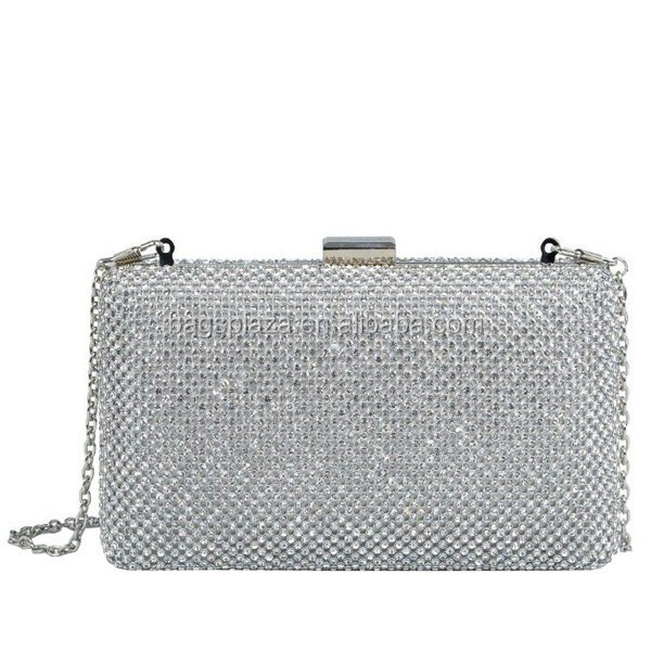 2017 evening bags hard case evening luxury clutch bag crystal evening bag EV1037