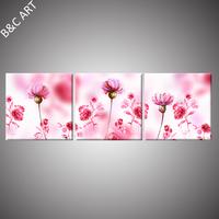 Art Supplies Drawing Wall Art Home Decoration Silk Flower Wall Backdrop