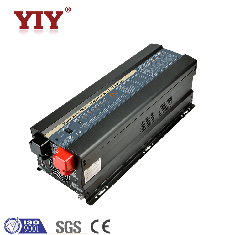 3500w Pure Sine Wave Power Inverter 48v Dc To 120v/240v Ac Solar Panel Inverter Alternative & Solar Energy