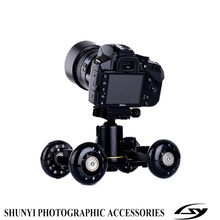 Photography Equipment Slider Rail Video Stabilizer Camera Track Dolly