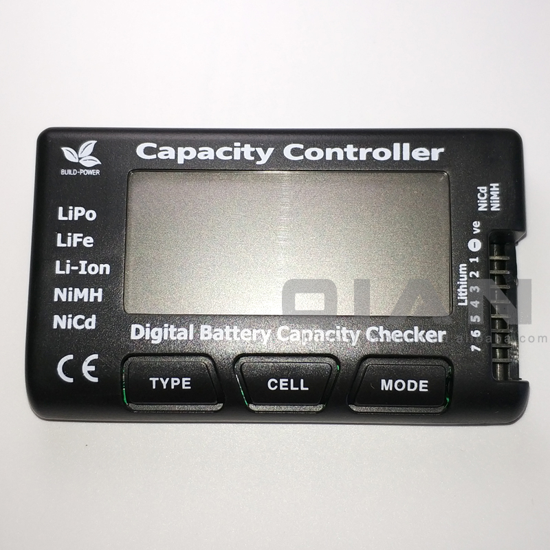 Universal RC CellMeter-7 1-7S Digital Cell battery capacity checker Capacity Controller / Battery Function Tester For LiPo LiFe