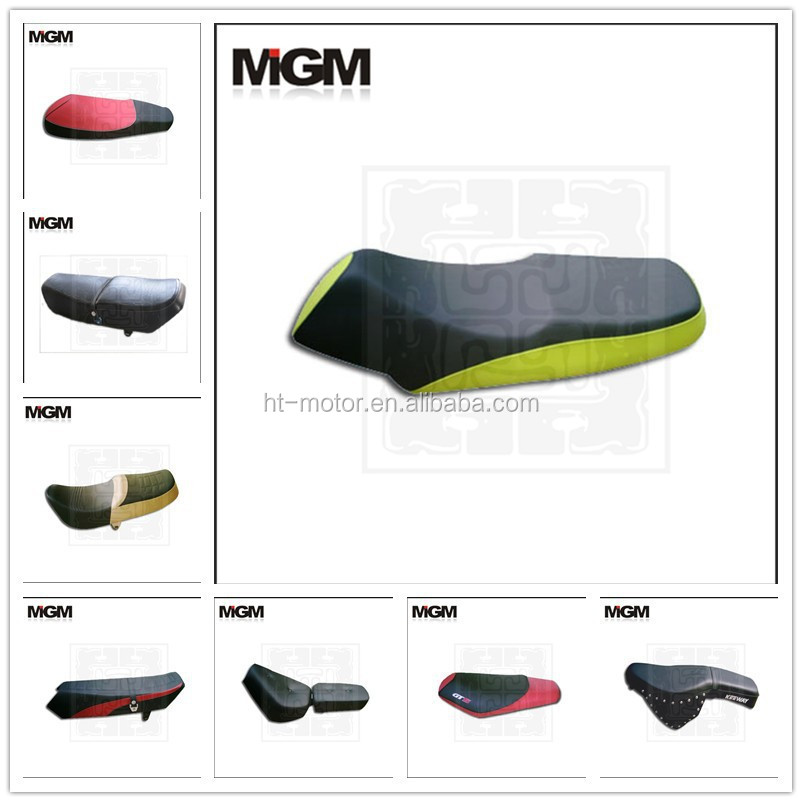 OEM high quality motorcycle OEM seat manufacturer ,gel for motorcycle seat
