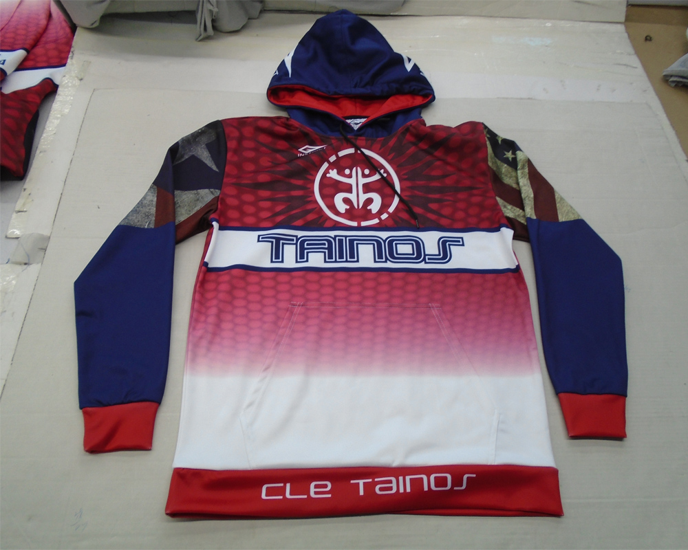 New Design Custom Sweatshirts Sublimation Printed Hoodies