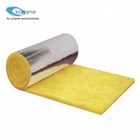 Glass wool with FSK Aluminum foil insulation