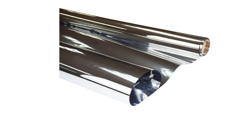 Top sale agricultural self adhesive 4X25ft 2mil mylar reflective film